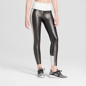 JOYLAB   NWOT Metallic Shine High Rise Leggings